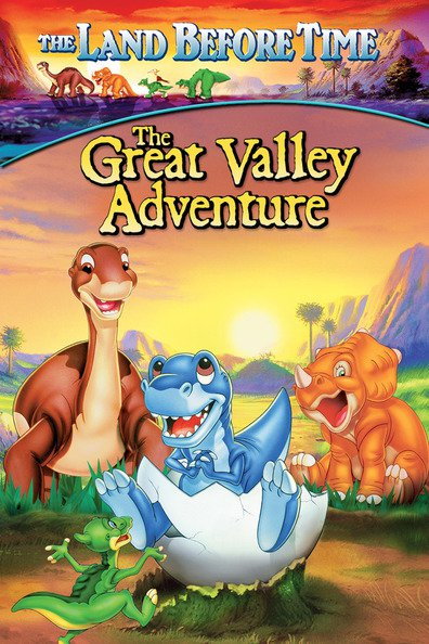 The Land Before Time II: The Great Valley Adventure is the best movie in Heather Hogan filmography.
