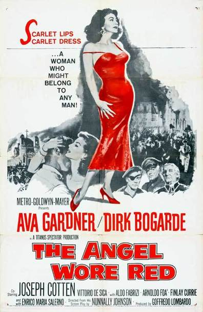 The Angel Wore Red is the best movie in Rosanna Rory filmography.