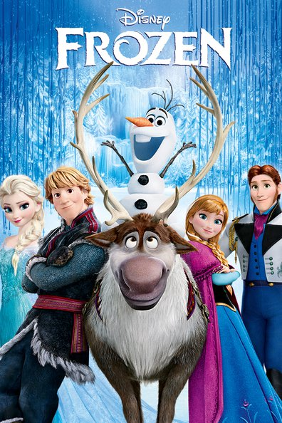 Movie Frozen cast, images and synopsis.