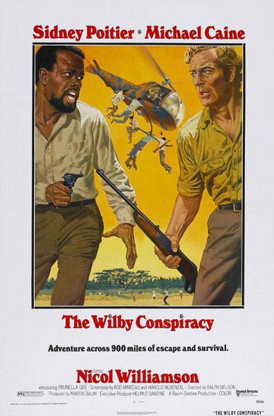 The Wilby Conspiracy is the best movie in Michael Caine filmography.