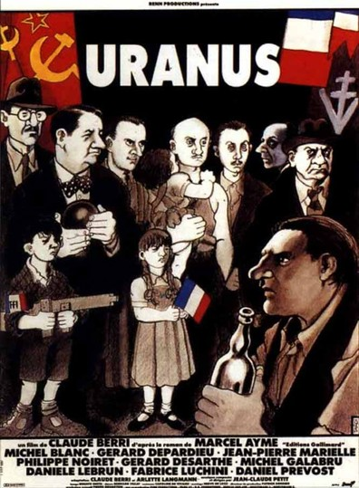 Uranus is the best movie in Jean-Pierre Marielle filmography.