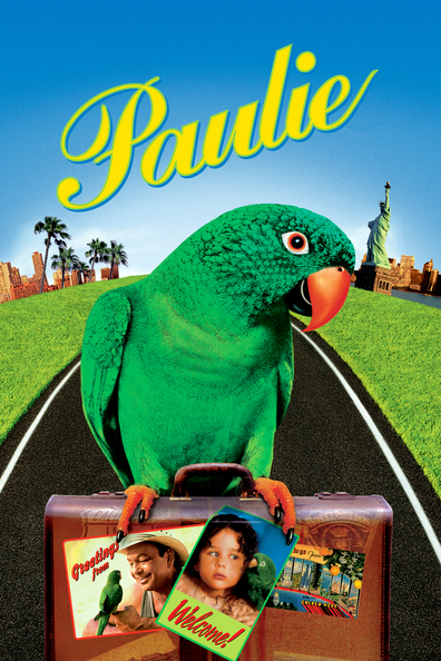 Paulie is the best movie in Tony Shalhoub filmography.