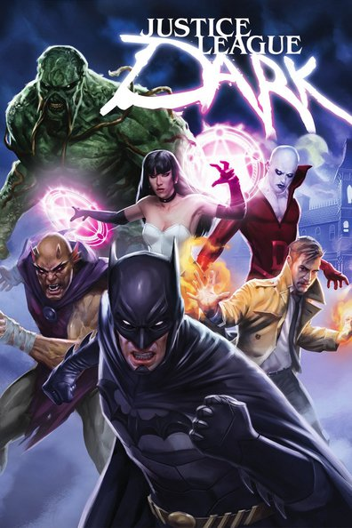 Justice League Dark is the best movie in Brian T. Delaney filmography.