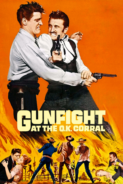 Gunfight at the O.K. Corral is the best movie in Rhonda Fleming filmography.