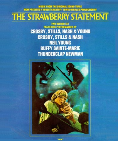 The Strawberry Statement is the best movie in Bruce Davison filmography.