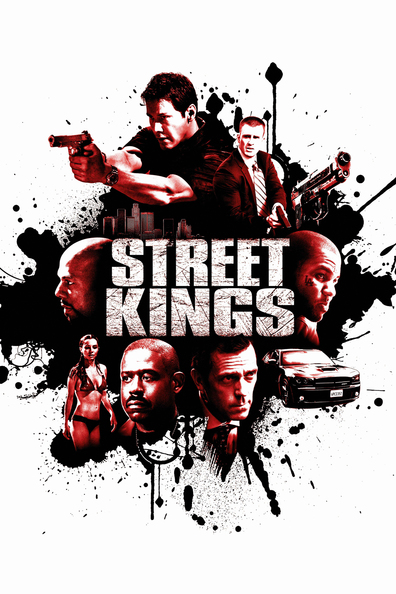 Street Kings is the best movie in Chris Evans filmography.