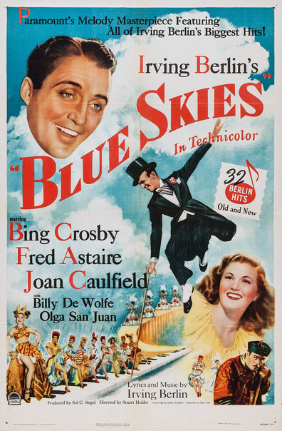Blue Skies is the best movie in Frank Faylen filmography.
