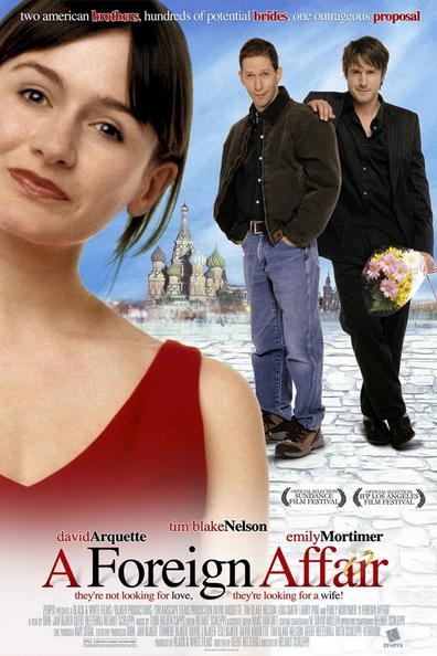 A Foreign Affair is the best movie in Tim Blake Nelson filmography.