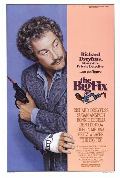 The Big Fix is the best movie in John Lithgow filmography.