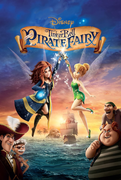 The Pirate Fairy is the best movie in Christina Hendricks filmography.