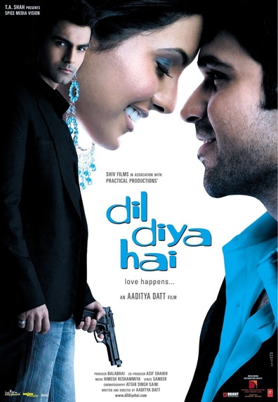 Dil Diya Hai is the best movie in Paresh Ganatra filmography.