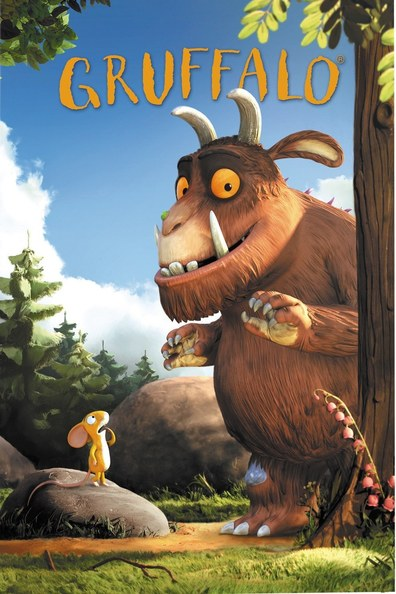 The Gruffalo is the best movie in Phoebe Givron-Taylor filmography.