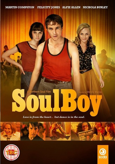 SoulBoy is the best movie in Pat Shortt filmography.