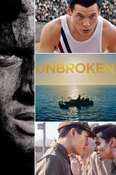 Unbroken is the best movie in Jai Courtney filmography.