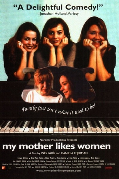 A mi madre le gustan las mujeres is the best movie in Roza Mariya Sarda filmography.