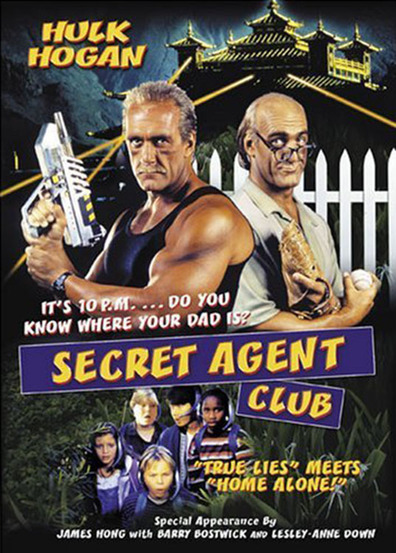 The Secret Agent Club is the best movie in Hulk Hogan filmography.