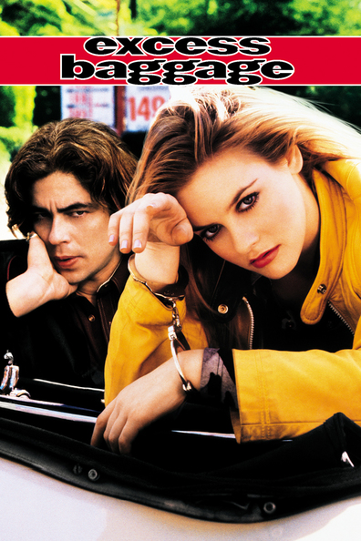 Excess Baggage is the best movie in Benicio Del Toro filmography.