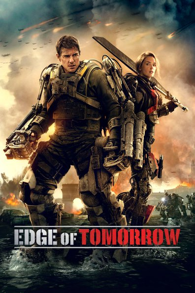 Movie Edge of Tomorrow cast, images and synopsis.