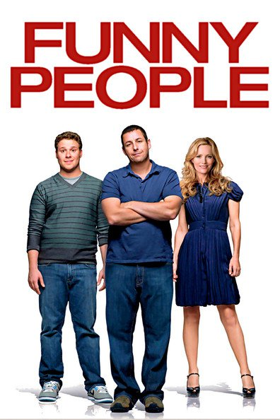 Funny People is the best movie in Seth Rogen filmography.