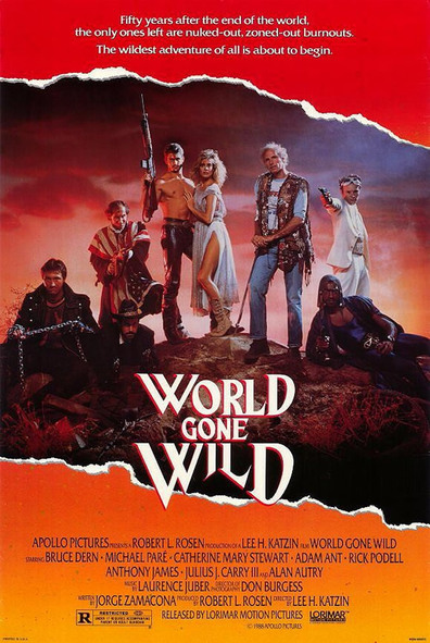 World Gone Wild is the best movie in Julius Carry filmography.
