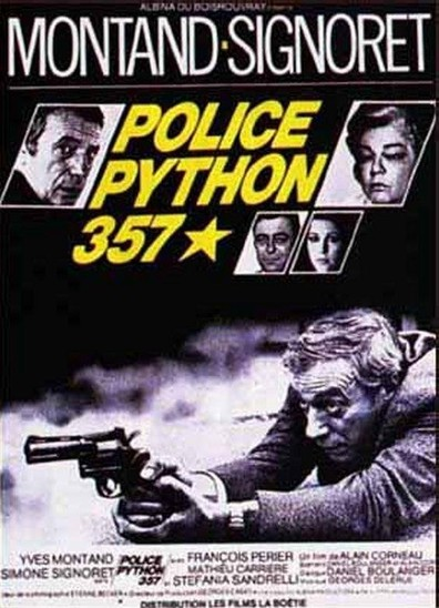 Police Python 357 is the best movie in Stefania Sandrelli filmography.