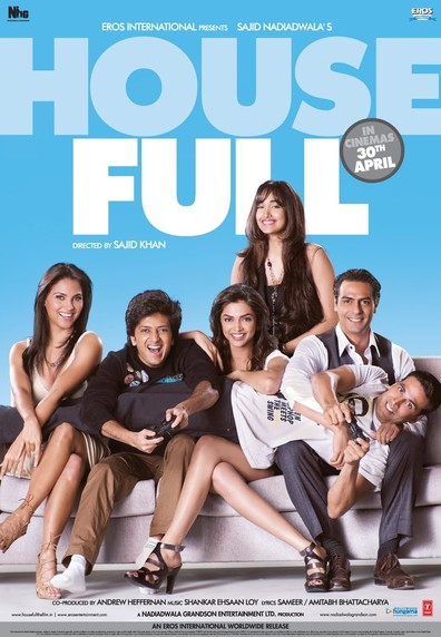 Housefull is the best movie in Jaqueline Fernandes filmography.