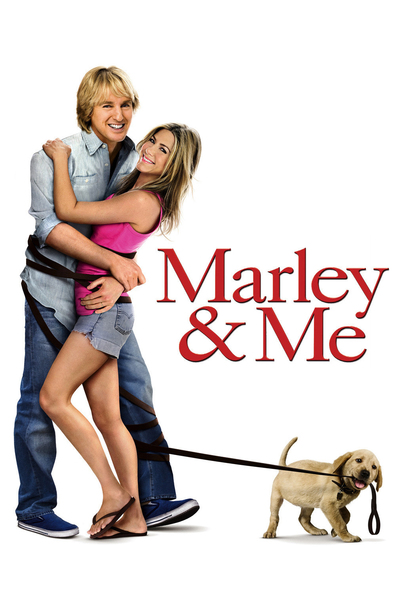 Marley & Me is the best movie in Jennifer Aniston filmography.