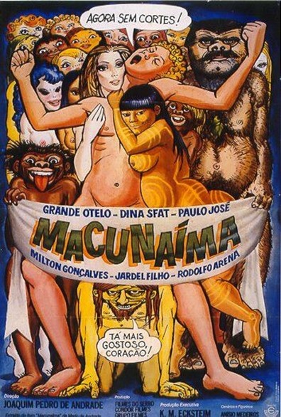 Macunaima is the best movie in Hugo Carvana filmography.