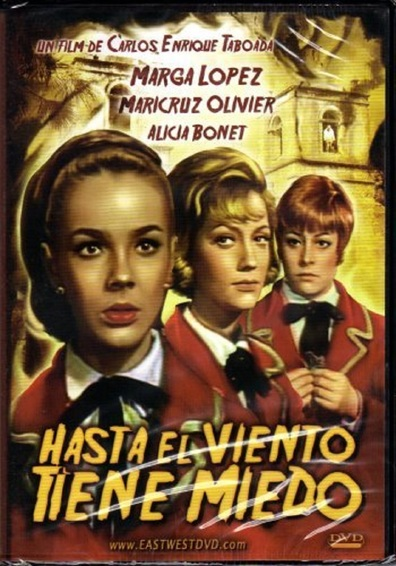 Hasta el viento tiene miedo is the best movie in Norma Lazareno filmography.