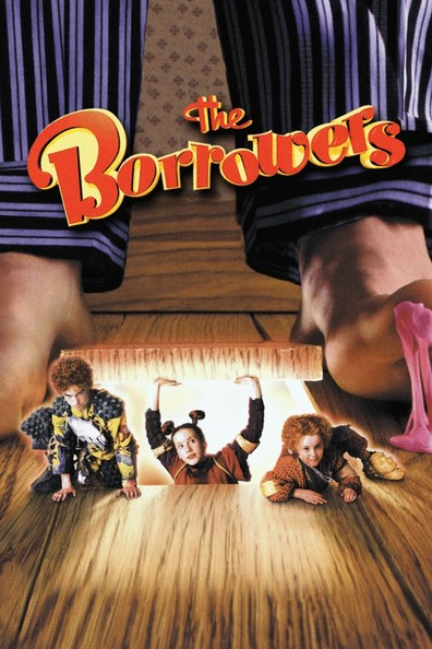The Borrowers is the best movie in Raymond Pickard filmography.