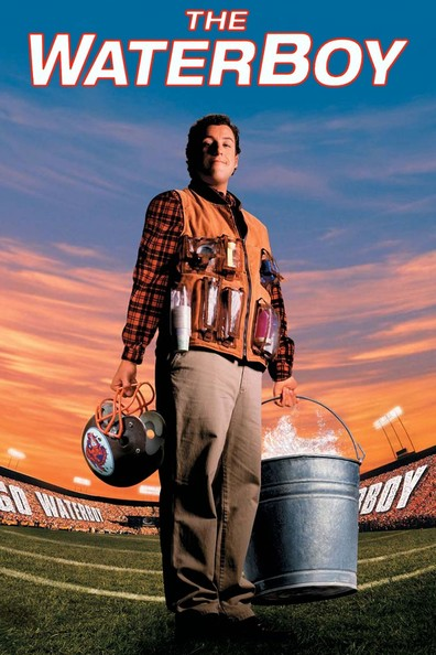 The Waterboy is the best movie in Adam Sandler filmography.