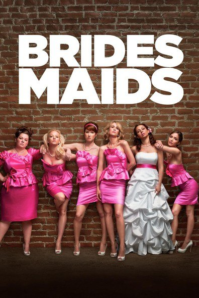 Bridesmaids is the best movie in Kristen Wiig filmography.