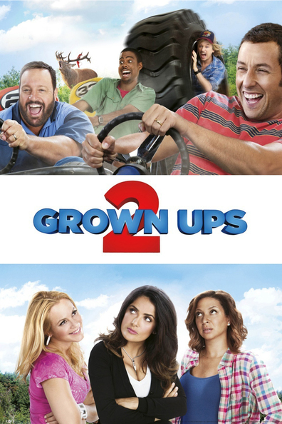 Grown Ups 2 is the best movie in Kevin James filmography.
