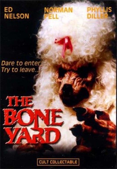 The Boneyard is the best movie in Phyllis Diller filmography.