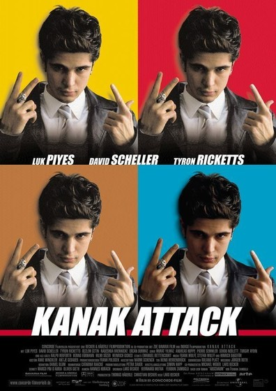 Kanak Attack is the best movie in Hilmi Sozer filmography.