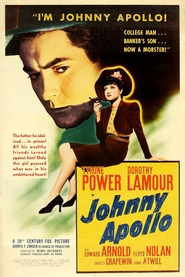 Johnny Apollo is the best movie in Jonathan Hale filmography.