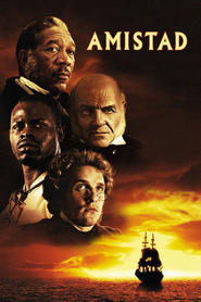 Amistad movie in Stellan Skarsgard filmography.