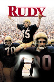 Rudy movie in Jon Favreau filmography.