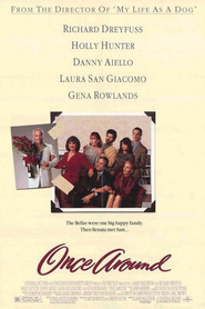 Once Around movie in Danny Aiello filmography.