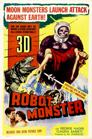 Robot Monster movie in John Brown filmography.