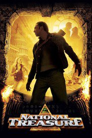 National Treasure movie in Christopher Plummer filmography.