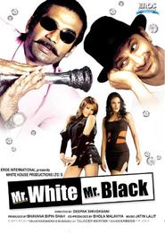 Mr. White Mr. Black movie in Sadashiv Amrapurkar filmography.