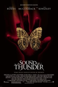 A Sound of Thunder movie in Ben Kingsley filmography.