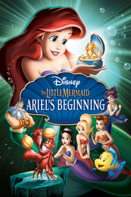 The Little Mermaid: Ariel's Beginning movie in Jim Cummings filmography.