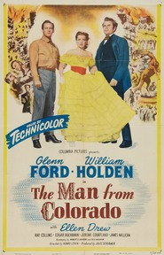 The Man from Colorado is the best movie in Edgar Buchanan filmography.