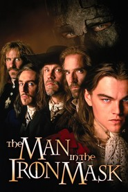 The Man in the Iron Mask movie in Gabriel Byrne filmography.