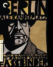 Berlin Alexanderplatz movie in Barbara Sukowa filmography.