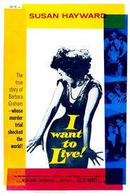 I Want to Live! movie in Theodore Bikel filmography.