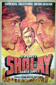 Sholay movie in Sanjeev Kumar filmography.
