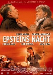 Epsteins Nacht movie in Mario Adorf filmography.